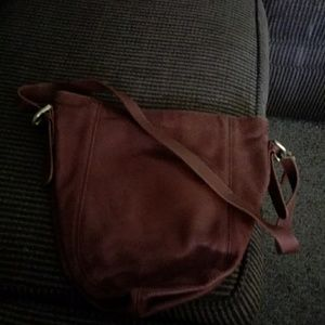 Coach soft leather purse